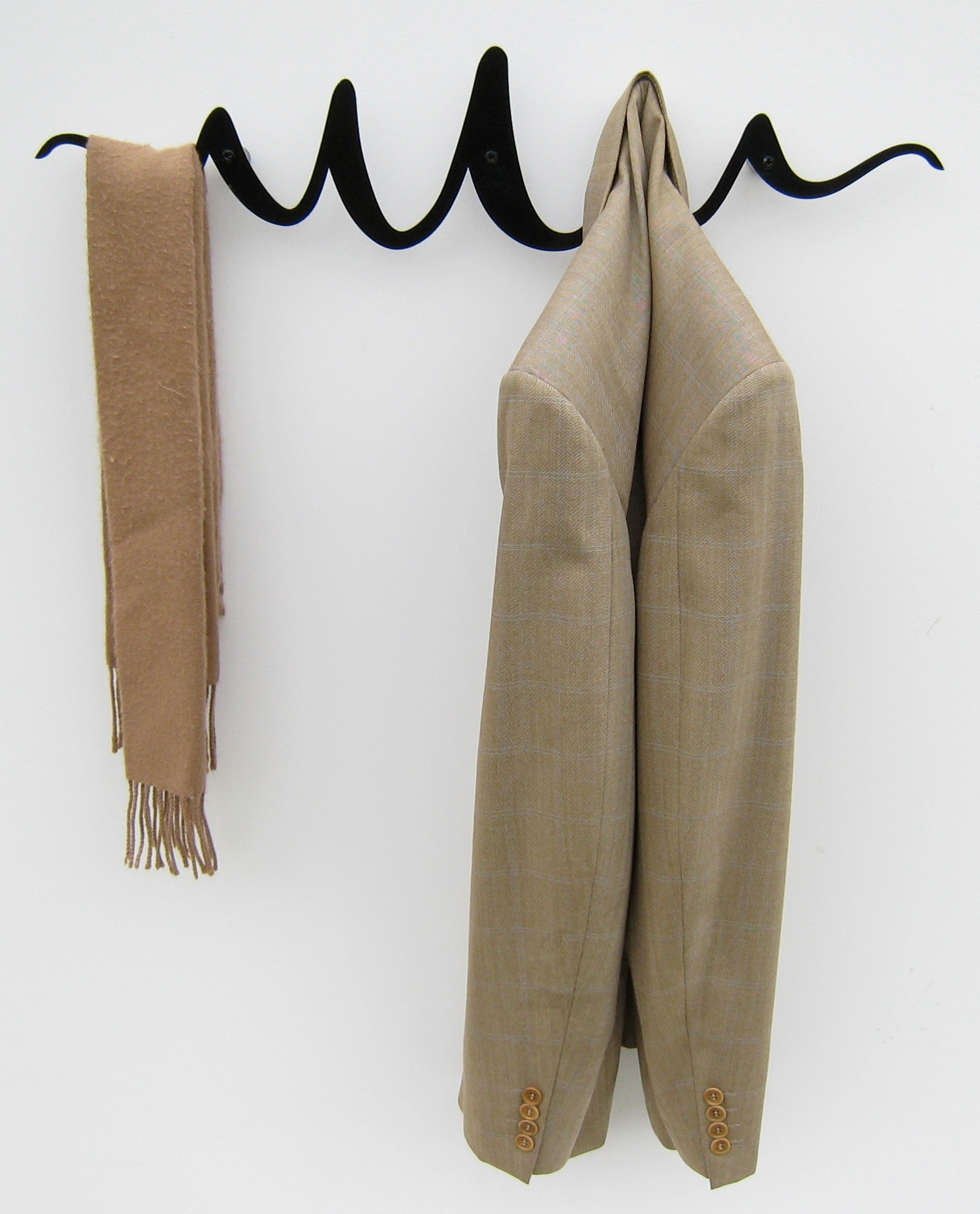 Coat Rack and Roll  A Dose of Simple