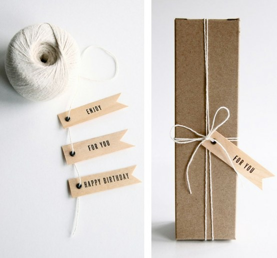 10 Gift Wrapping Ideas for Christmas (3/6)
