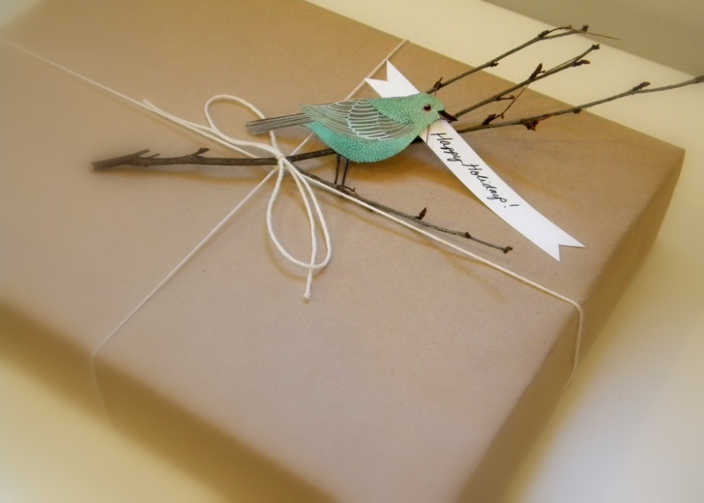 10 Gift Wrapping Ideas for Christmas (4/6)