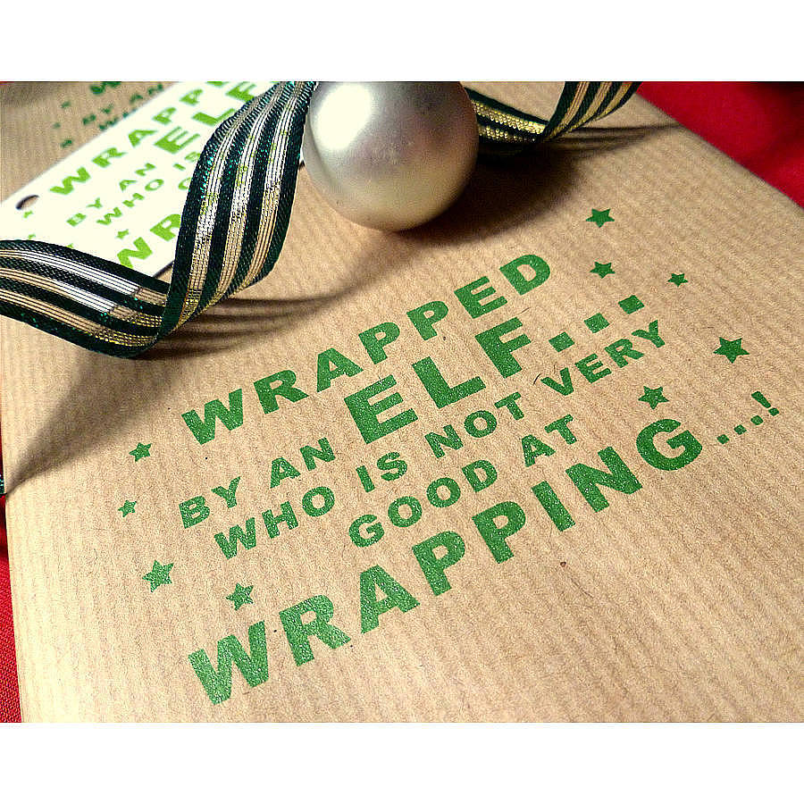 10 Gift Wrapping Ideas for Christmas (6/6)
