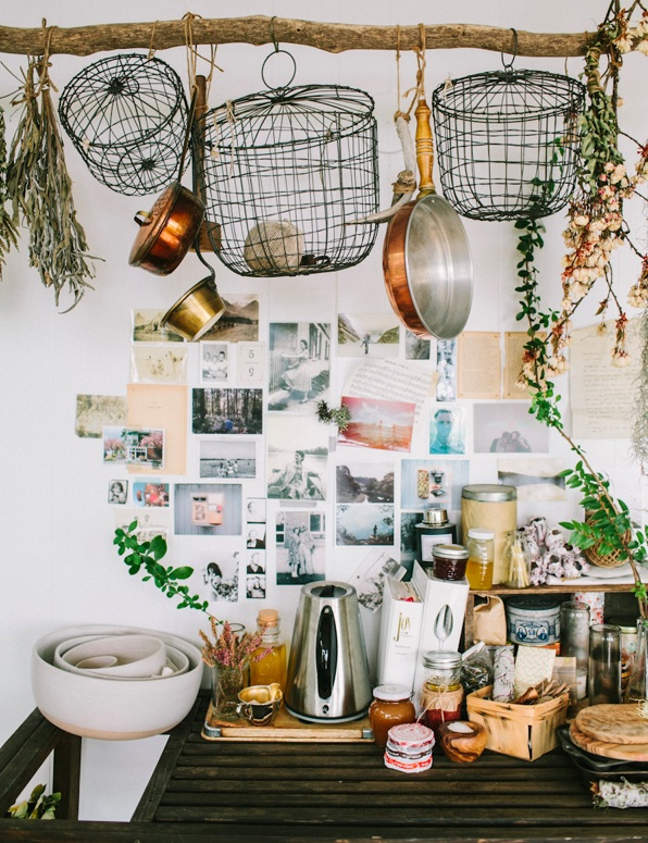 A Rustic Kitchen by the Beach (1/4)