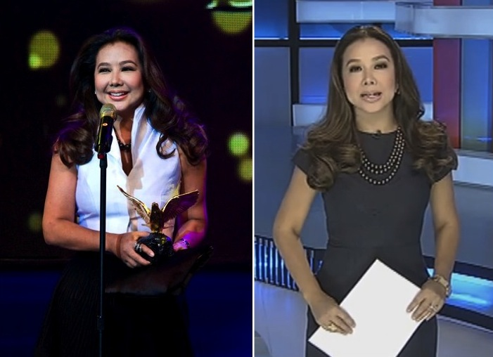 Korina Sanchez before and after Cohen