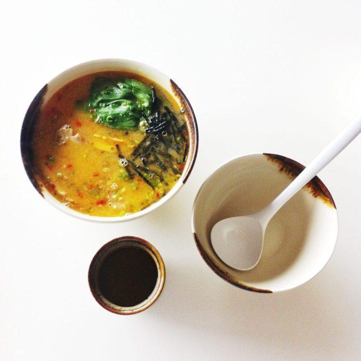 ramen a dose of simple
