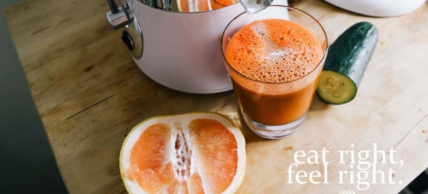 Detox Cleanse With Natural Foods