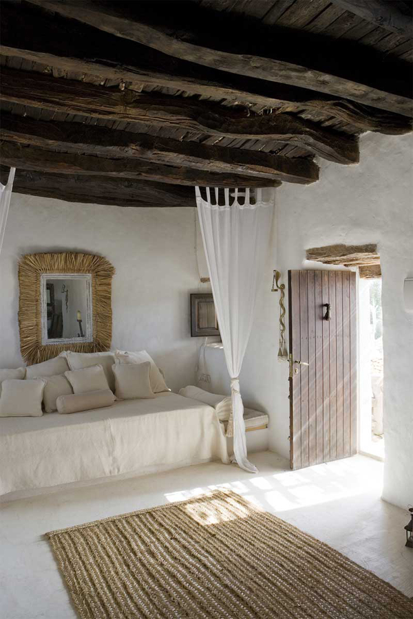 House Envy: A  Rustic Home in Formentera