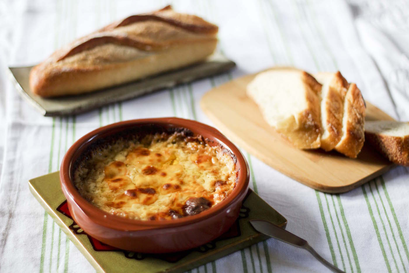 Caramelized Onion and Cheese Dip