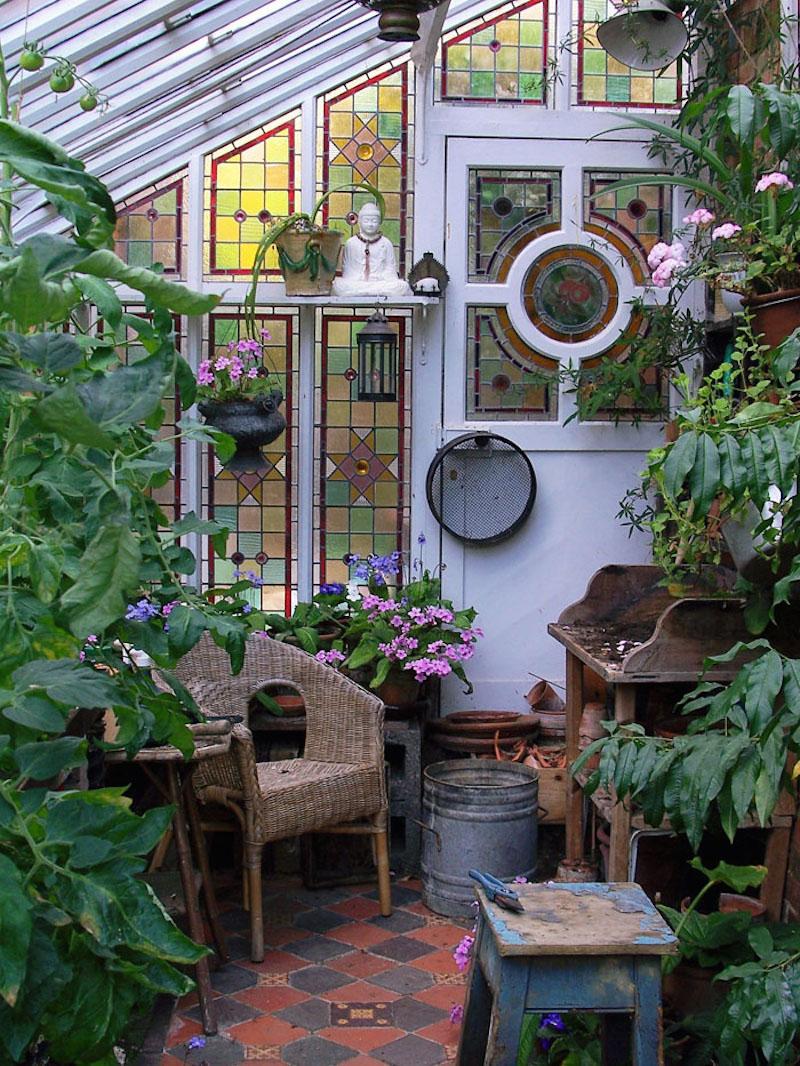 Green Room Garden Design