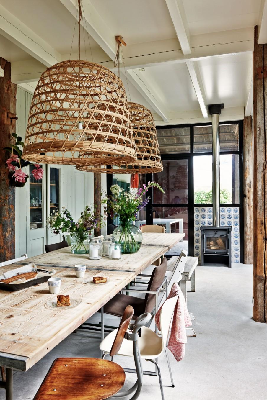 House Envy:  A Renovated Farmhouse inWorkum