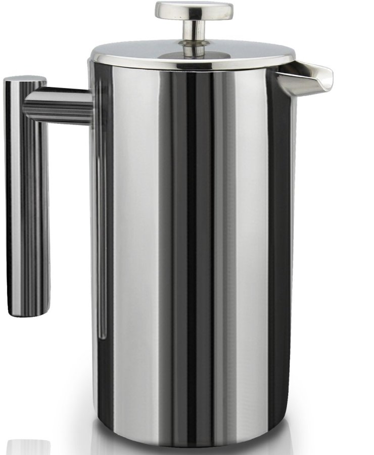 ADoseofSimple_SterlingPro_stainless_coffee_press