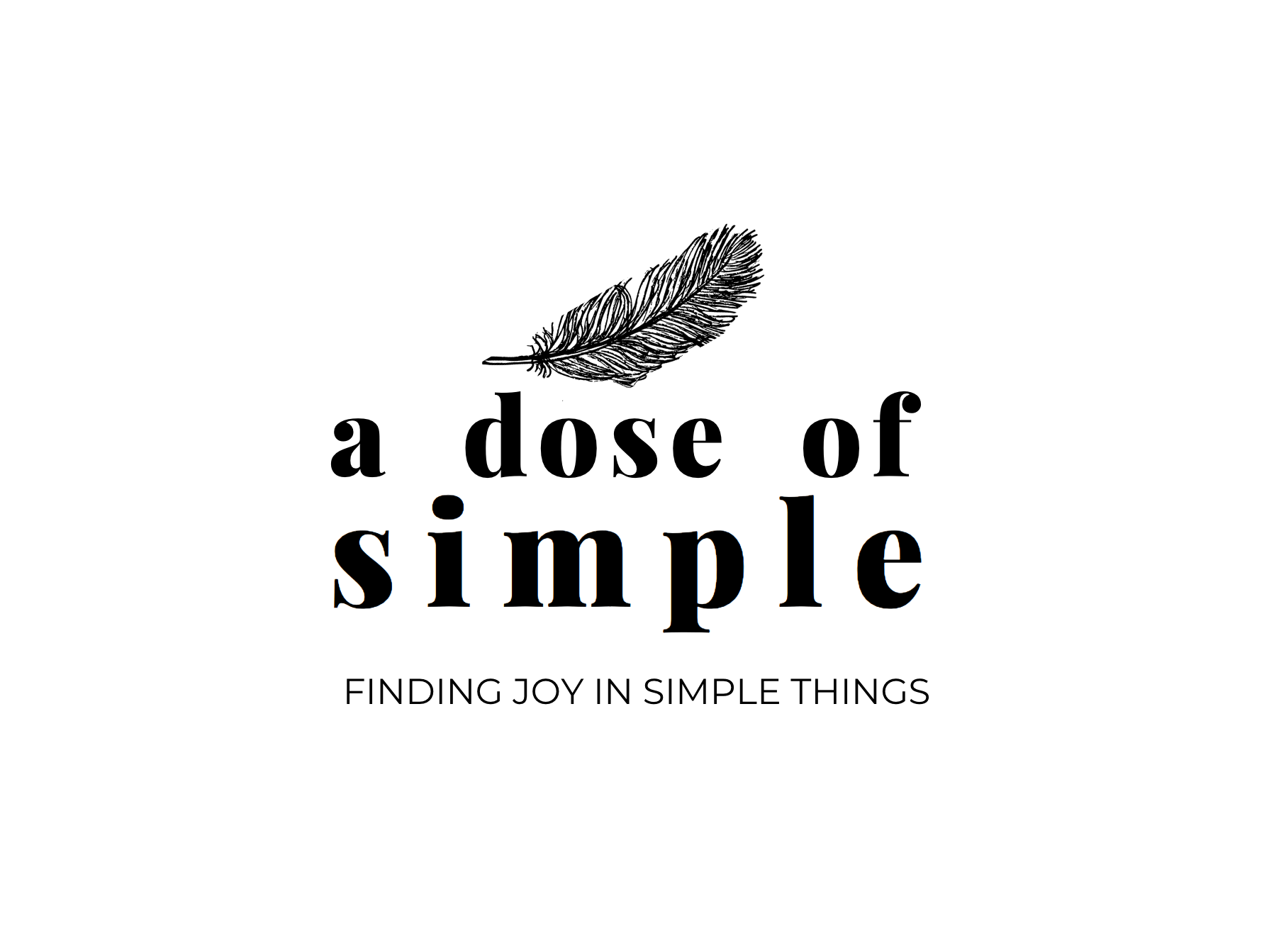 A Dose of Simple